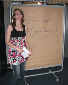 Viraler Container
