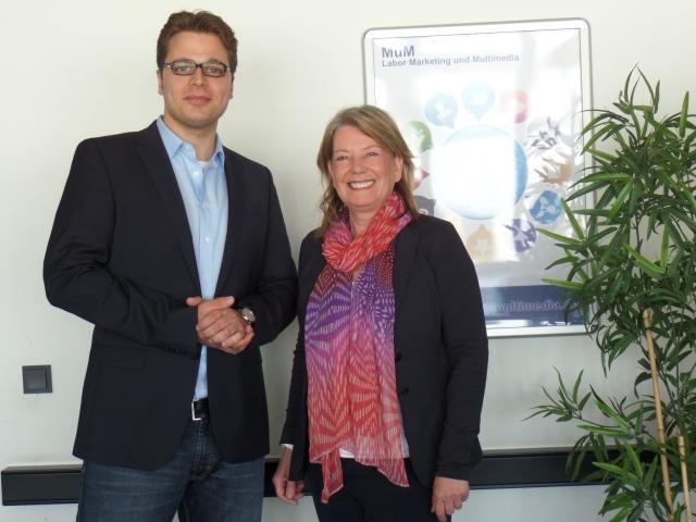 Gastseminar mit Alexander Jewtuschnko (Pressesprecher swb AG))