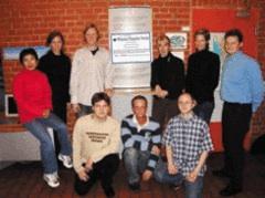 Entwicklung einer Internet-Plattforrm für Bremerhaven als Stadt der Wissenschaft