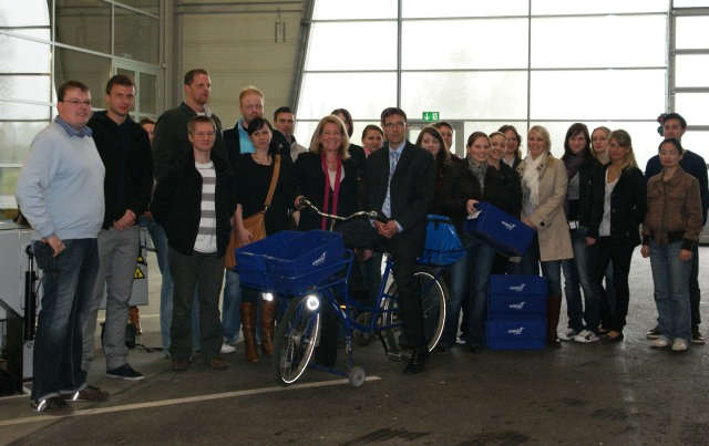 Marketing out of Home: Besuch der Citipost Bremerhaven