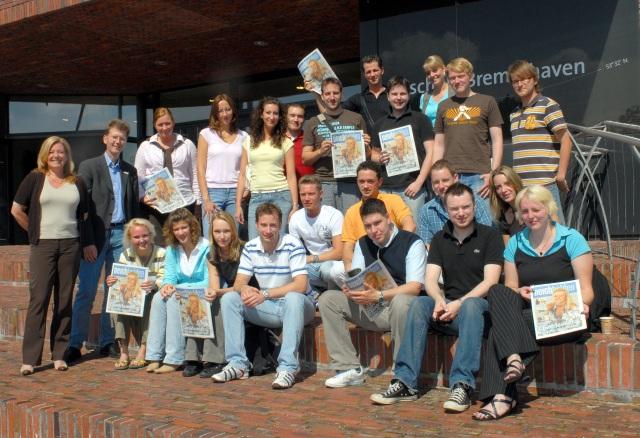 Marktforschung für die Jugendzeitschrift Deichhelden der Nordsee Zeitung