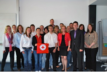Marketing-Konzept für das Deutsche Rote Kreuz