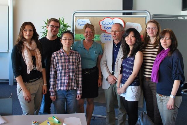 Prof. Dr. Heike Simmet im Dialog Mit Dipl.-Ing. Peter Andres, BVL-Campus