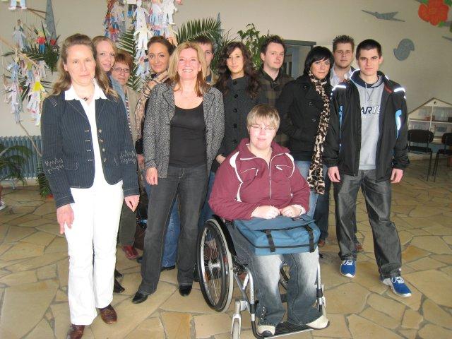 Besuch der Goetheschule in Bremerhaven