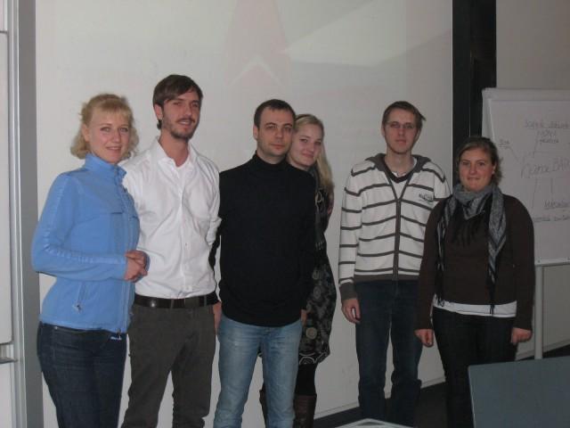 Social Medie für die Messe Bremen: CIM Projektgruppe Boat Fit