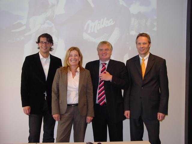 Kooperationsprojekt mit der  Ströer AG, Frankfurt
