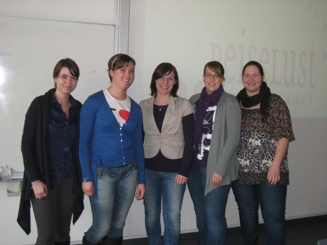 Projektgruppe CIM Messe Bremen Social Media Reiselust