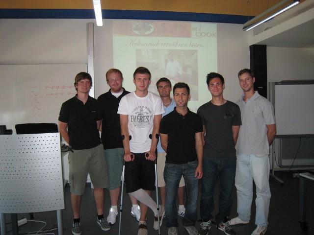 Projekt im Labor Marketing und Multimedie (MuM) an der Hochschule Bremerhaven: Rent a Cook