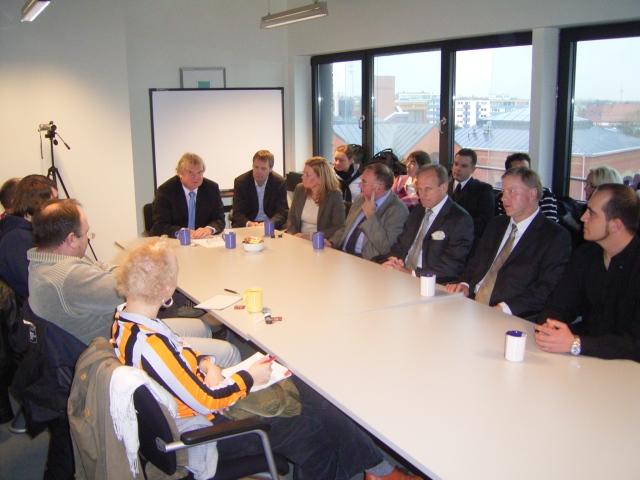 Ströer Pressekonferenz