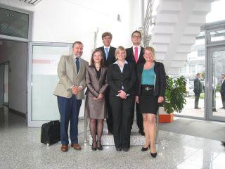 DAV-Projektgruppe Employer Branding mit Prof. Dr. Heike Simmet und Harald Fischer