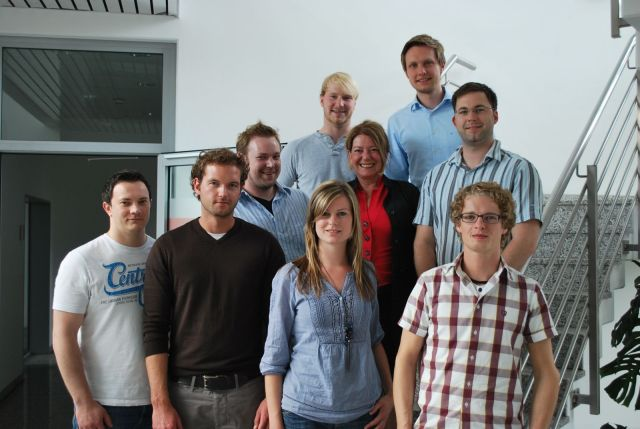"DAV-Projektgruppe ""Social Meda in Spedition und Logistik"" mit Prof. Dr. Heike Simmet"