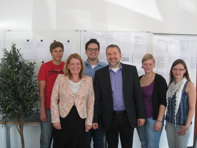 DAV-Projektgruppe Employer Branding mit Heike Simmet und Harald Fischer