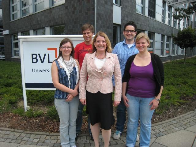 DAV-Projektgruppe Employer Branding mit Prof. Dr. Heike Simmet